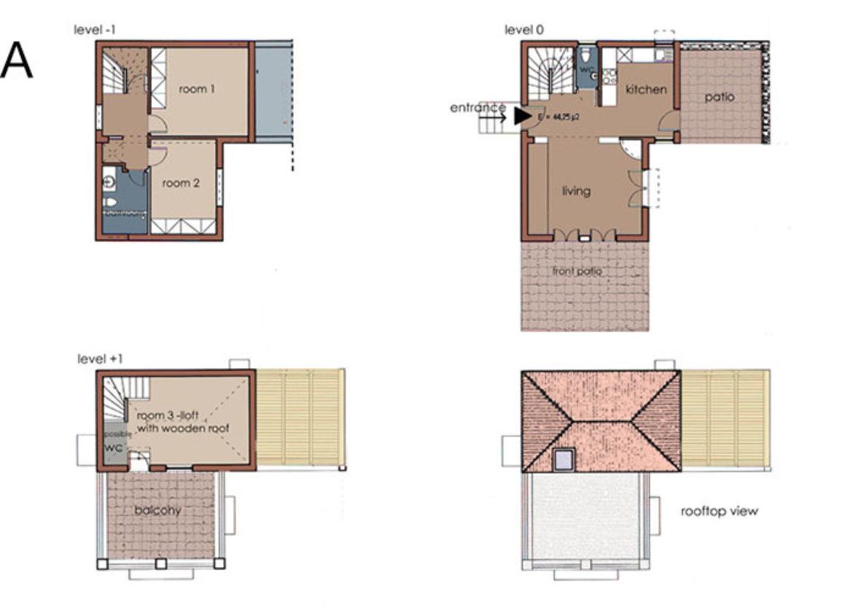 Andros Traditional Houses For Sale Or Rent Arxitektonika Sxedia